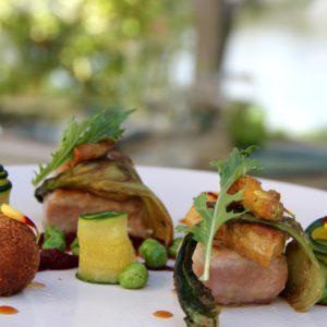 Restaurant Villa belle rive angers