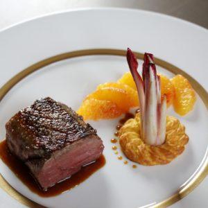 Restaurant La Table du Château Gratien, Saumur, gastronomie, chef, chefs, recettes